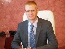 PKU valdybos pirmininkas Vytenis Tomkus.
