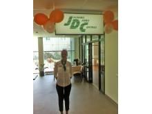 Naujajame JDC jaunuolių laukia specialistė Lina Šleiniūtė.