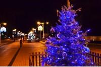 Palanga nesustoja puoštis – šeštadienį kurorte įžiebiama Kalėdų eglių alėja