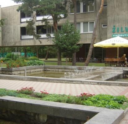 """Viešbutis """"Žilvinas"""" – pirmasis tarybiniais metais statytas Palangos objektas, įtrauktas į Lietuvos kultūros vertybių registrą. V. Andriulionienės nuotr."""