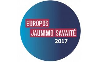 Palangos jaunimas minės Europos jaunimo savaitę
