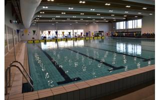 """Dėl koronaviruso grėsmės dviem savaitėms uždaromas Palangos baseinas, klubas """"Vandenis"""", Koncertų salė"""