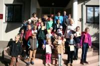 Vaikai Pasaulinei gyvūnų dienai skyrė savo augintinių piešinius