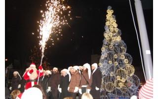 Tikros Kalėdų žaliaskarės Palanga neturės ir šiemet