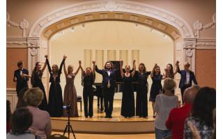 Palangos Kurhauze – gintarinio vienuoliktuko koncertas