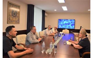 Savivaldybėje lankėsi Suomijos ambasadorė Lietuvoje Arja Makkonen ir Suomijos garbės konsulė Klaipėdos krašte Krister Castren (FOTO GALERIJA)