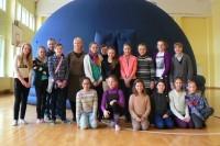 """""""Baltijos"""" moksleiviai turėjo galimybę pabūti jaunaisiais tyrėjais"""