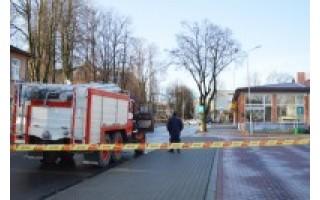 """Antradienį iš autobusų stoties ir viešbučio """"Palanga"""" dėl sprogimo pavojaus evakuoti žmonės"""