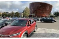 Palangiškis nustebino visus: už 13 eurų elektromobiliu nuvažiavo į Slovėniją ir atgal