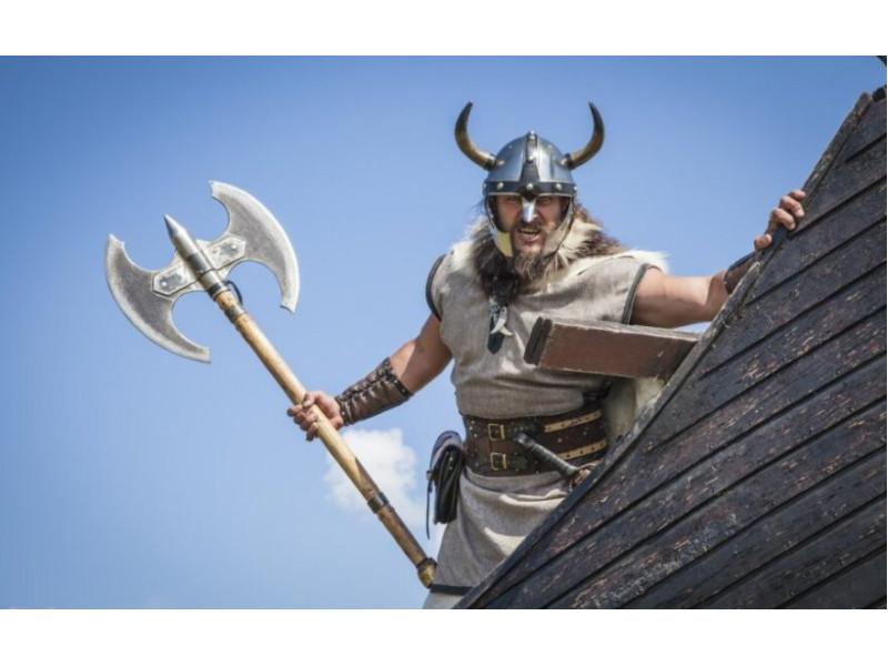 """Kasmetinės """"Vikingų"""" laivų lenktynės Šventosios upe vyks liepos 31 d."""