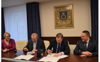 Palangos senoji gimnazija bendradarbiaus su Klaipėdos universitetu