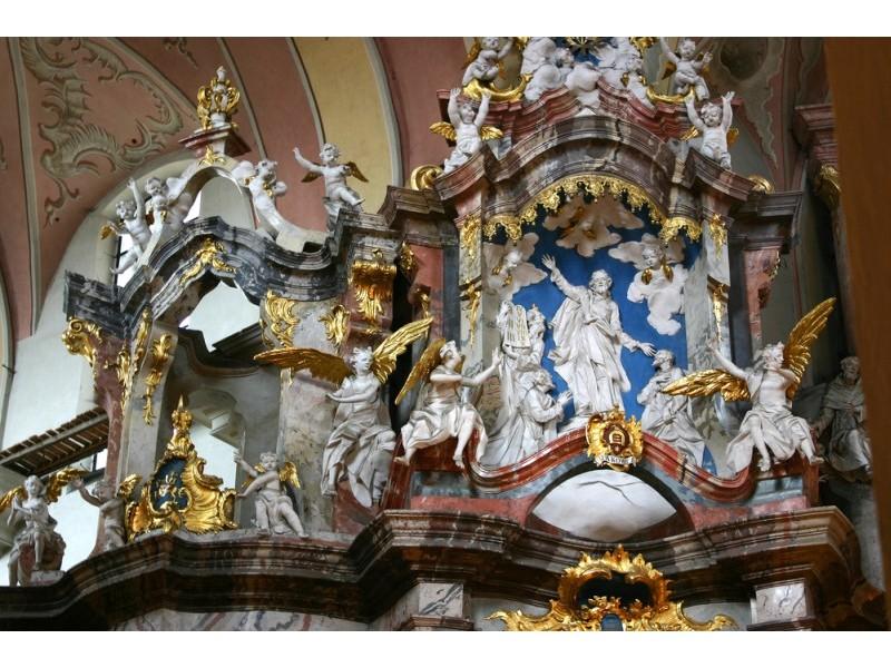 Baroko savaitė Palangos senojoje gimnazijoje
