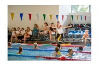 Palangos baseino plaukimo takelius išmėgins šeimos