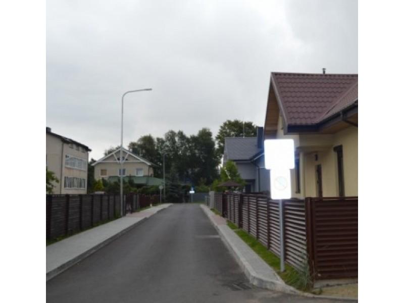 Bartų ir Suvalkiečių gatvės pagaliau pakeitė savo veidą, daugelį metų buvusios žvyruotos, šios dvi gatvės tapo modernios.