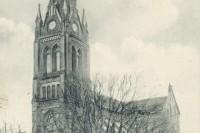 Palangos bažnyčia: raudonos plytos ir balto tinko simfonija