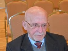 Palangos kurorto muziejaus direktorius Jūratis Viktoras Liachovičius