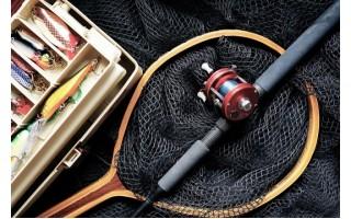 Kaip išsirinkti žvejybos reikmenis internetu?