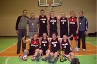 """Krepšinio mėgėjų pirmenybių nugalėtojai – """"Viruso"""" komanda"""