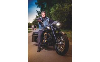 Prabangius motociklus pardavinėjęs Tarybos narys Vaidas Šimatis atsidūrė FNTT akiratyje