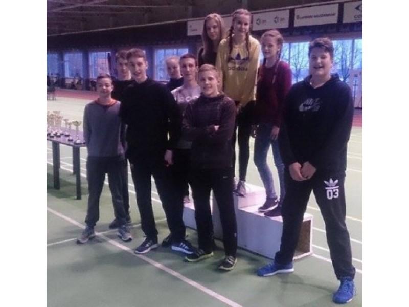 Sėkmingi palangiškių startai lengvosios atletikos varžybose