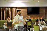"""Restorane """"Gradiali"""" degustacinė vakarienė - su aukso dulkėmis ir sniego purslais"""