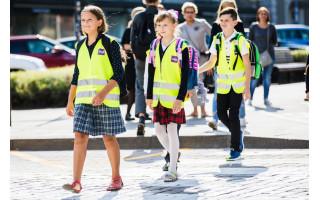 """Akcija """"Apsaugok mane"""" – rugsėjį Palangos miesto savivaldybėje visi moksleiviai bus apdrausti"""