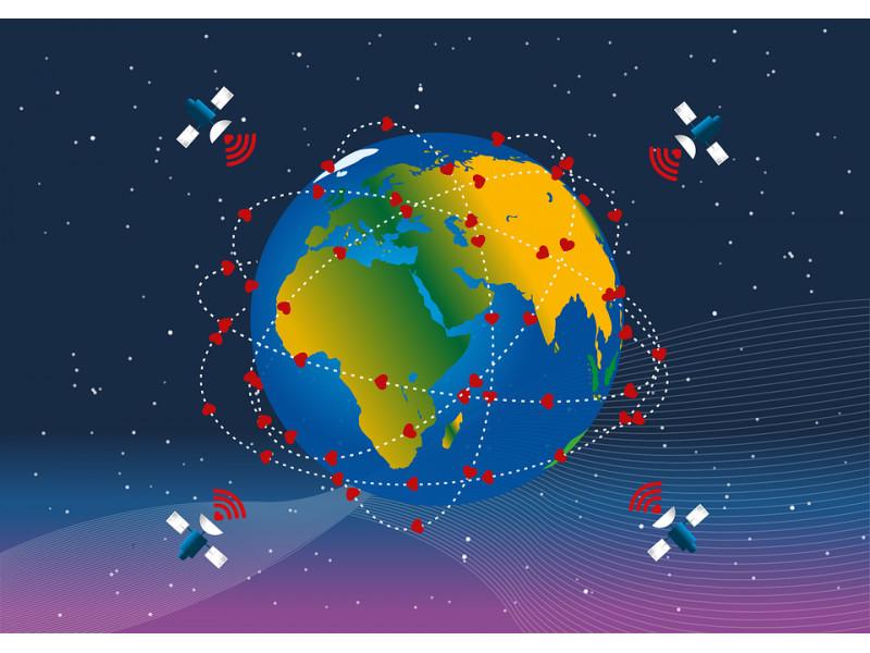Palydovinis internetas visiems: realybė ar utopija?