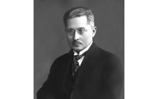 Lietuvos valstybės ir visuomenės veikėjas  profesorius Jonas Pranas Aleksa ir Palanga