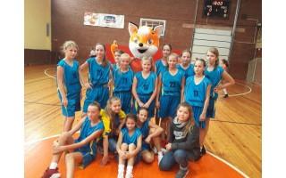 Jaunosios kurorto krepšininkės – ketvirtos
