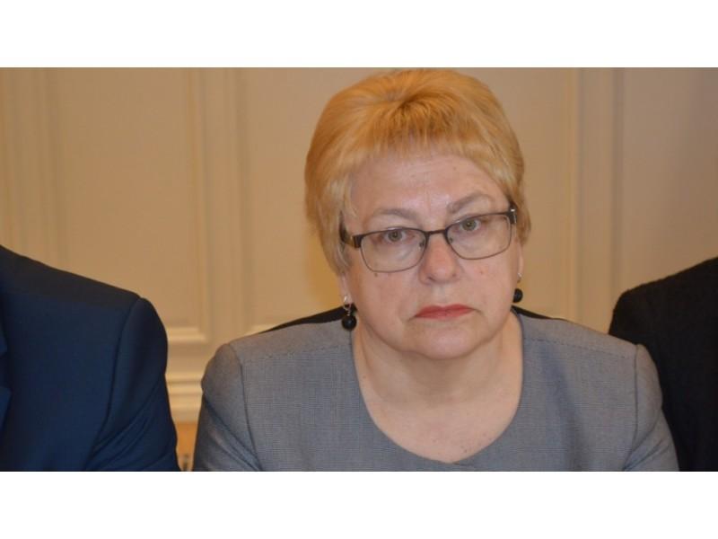 Seimo nario Kretingos-Palangos rinkimų apygardoje Antano Vinkaus padėjėja Palangoje Elena Kuznecova