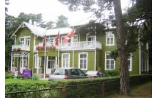 Lietuvos karininkų ramovės vila pripažinta kultūros vertybe