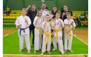 Palangiškiai pelnė apdovanojimus Lietuvos vaikų čempionate
