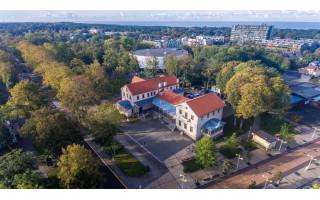 Palanga sieks iki 2030 metų tapti  Baltijos regiono lydere