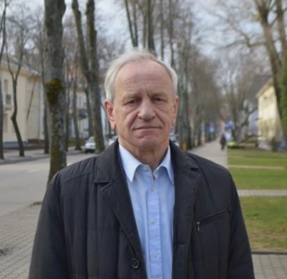 """Prie """"Palangos komunalinio ūkio"""" vairo vėl stoja visiems palangiškiams gerai pažįstamas Konstantinas Skierus."""