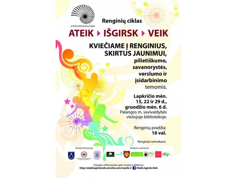 Apie Indonezijos džiungles ir savanorystę–Palangos klausytojams