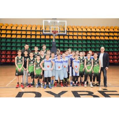 Stipriausia Maskvos berniukų komanda iš Palangos išvyko it musę kandusi