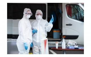 Kitą savaitę Palangoje darbą pradės mobilioji tepinėlių dėl koronaviruso paėmimo brigada