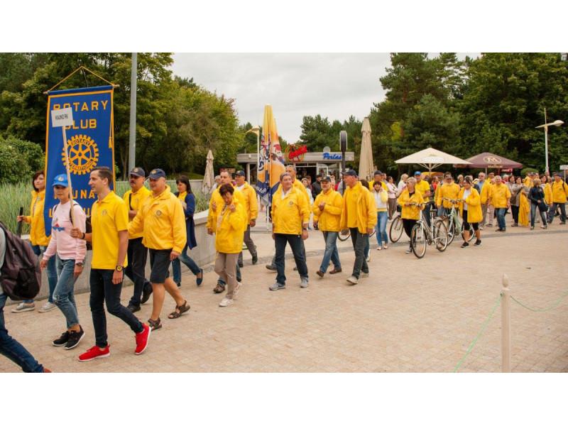 Palangoje – jubiliejinės Rotary sporto žaidynės (FOTO GALERIJA)