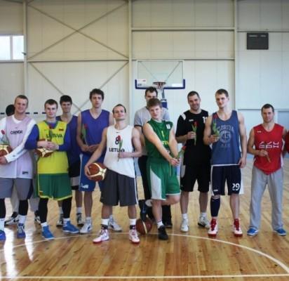 """Palangos krepšinio komanda """"PALANGA"""""""