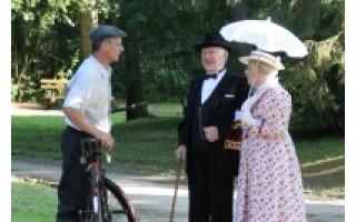 Palangos Birutės parke – nebyli grafų gyvenimo istorija