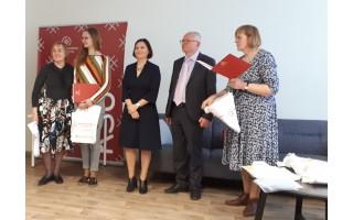 Austėja Daukšaitė – respublikinio konkurso laureatė