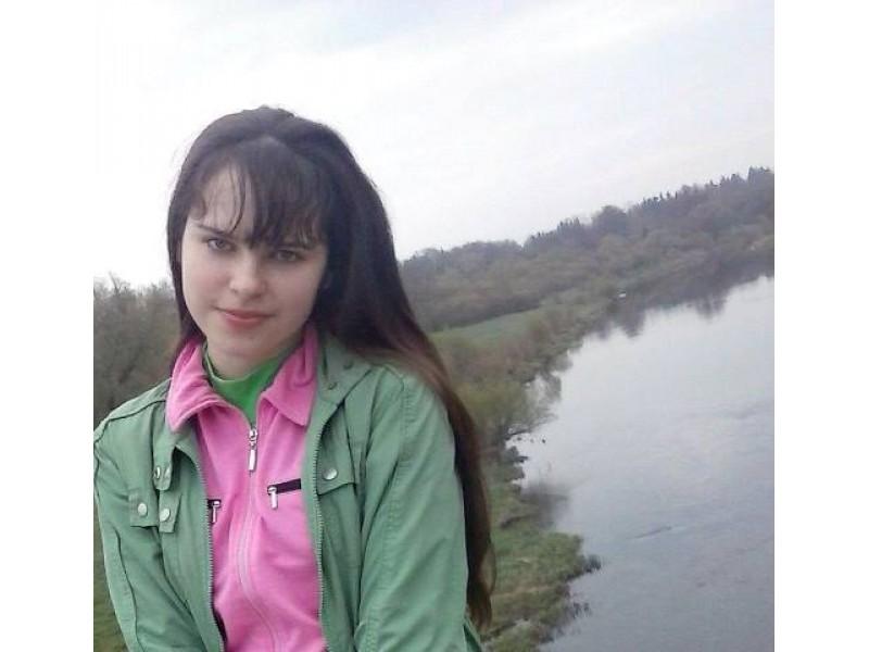 Dangira Miežinskaitė dingo praėjusį šeštadienį