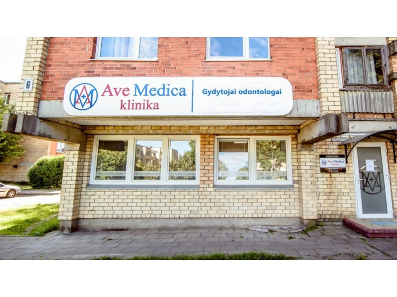 """Palangoje duris atveria nauja klinika """"AveMedica"""""""