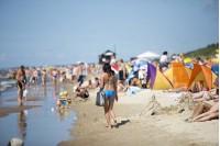 Mėlynosios vėliavos statusas suteiktas Palangos Birutės parko, I Smiltynės ir II Melnragės paplūdimiams