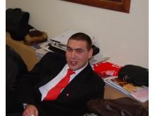 Nuvertęs buvusį, į Anapilį išėjusį LSDP Palangos skyriaus pirmininką Viktorą Pivriką, Danas Paluckas pavaduotoju beveik prieš tris metus pasirinko Artūrą Sabaliauską.