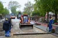 Naujai rekonstruota Jūratės gatvė pėstiesiems atvira taps jau šį savaitgalį
