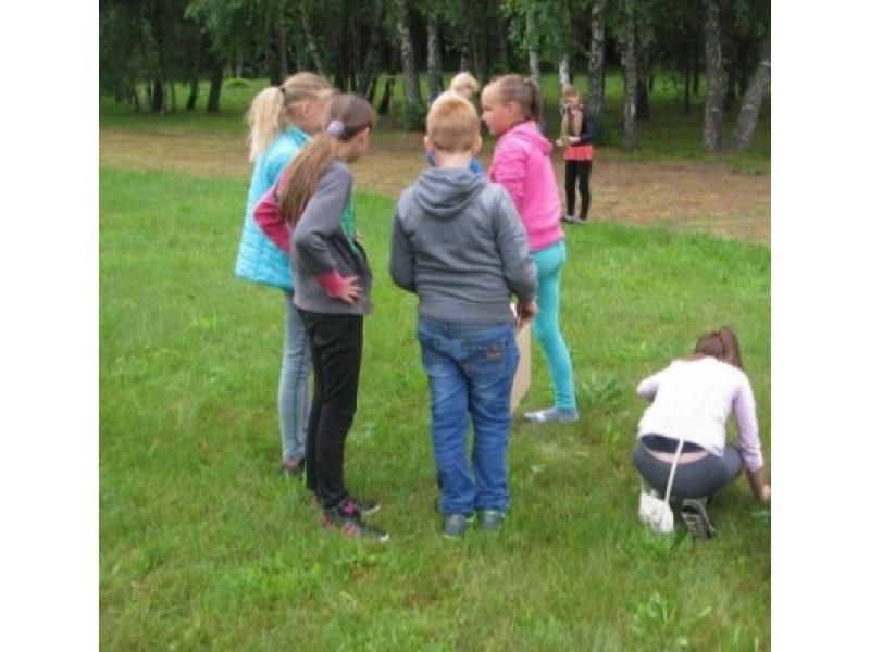 2017 m. vaikų vasaros poilsio programų rėmimo konkursas