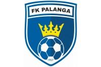 """Atleistas Palangos futbolo klubo """"Palanga"""" treneris"""