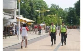 Palangos gyventojai ir poilsiautojai talkina policijos pareigūnams