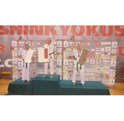 Senosios gimnazijos mokinė Julija Balčiūtė – Europos čempionė